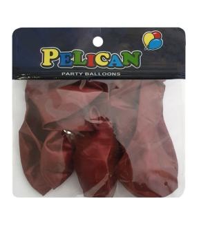 Купить Шарики Pelican 10' (26 см), пастель коричневый 1010-817, 10шт/уп