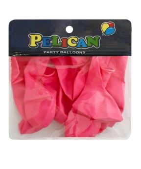 Купить Шарики Pelican 10' (26 см), макарун розовый темный 1010-914, 10шт/уп