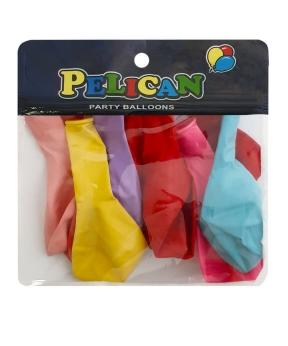 Купить Шарики Pelican 10' (26 см), макарун ассорти 1010-988, 10шт/уп