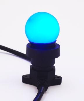 Купить Лампочка LED 3W E-27 синя