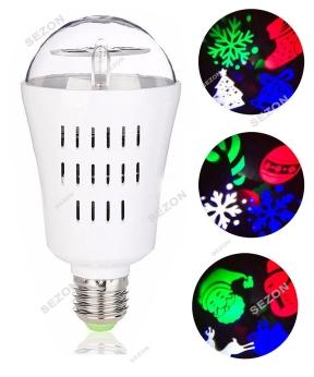 Купить Проектор -лампочка +4 картриджа 715