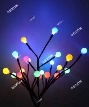 Купить Дерево КУЛЬКА  24л,  30 см кольорове