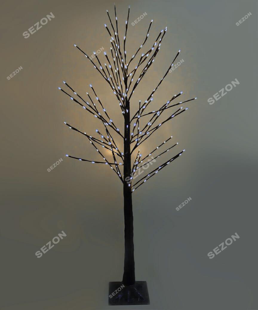 Дерево вуличне 1,5м,  синій