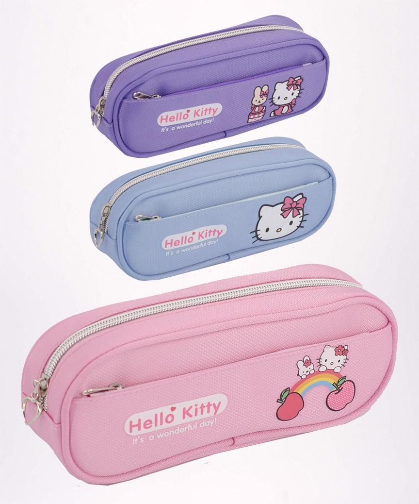 Пенал гламур Hello Kitty, 3064  20*8*5см