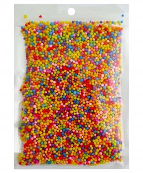 Купить Пенопластовые шарики ассорти 6101, 15гр