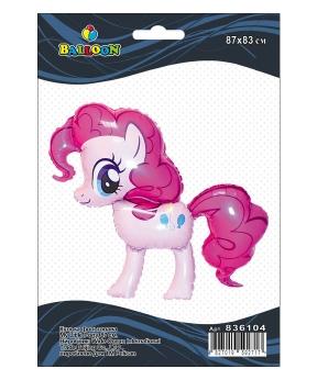 Купить Шар фольг. My Litlle Pony, 87см (индивидуальная упак.)