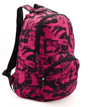 Купить Рюкзак SK-Comics 4754 розовый 47*31*13см