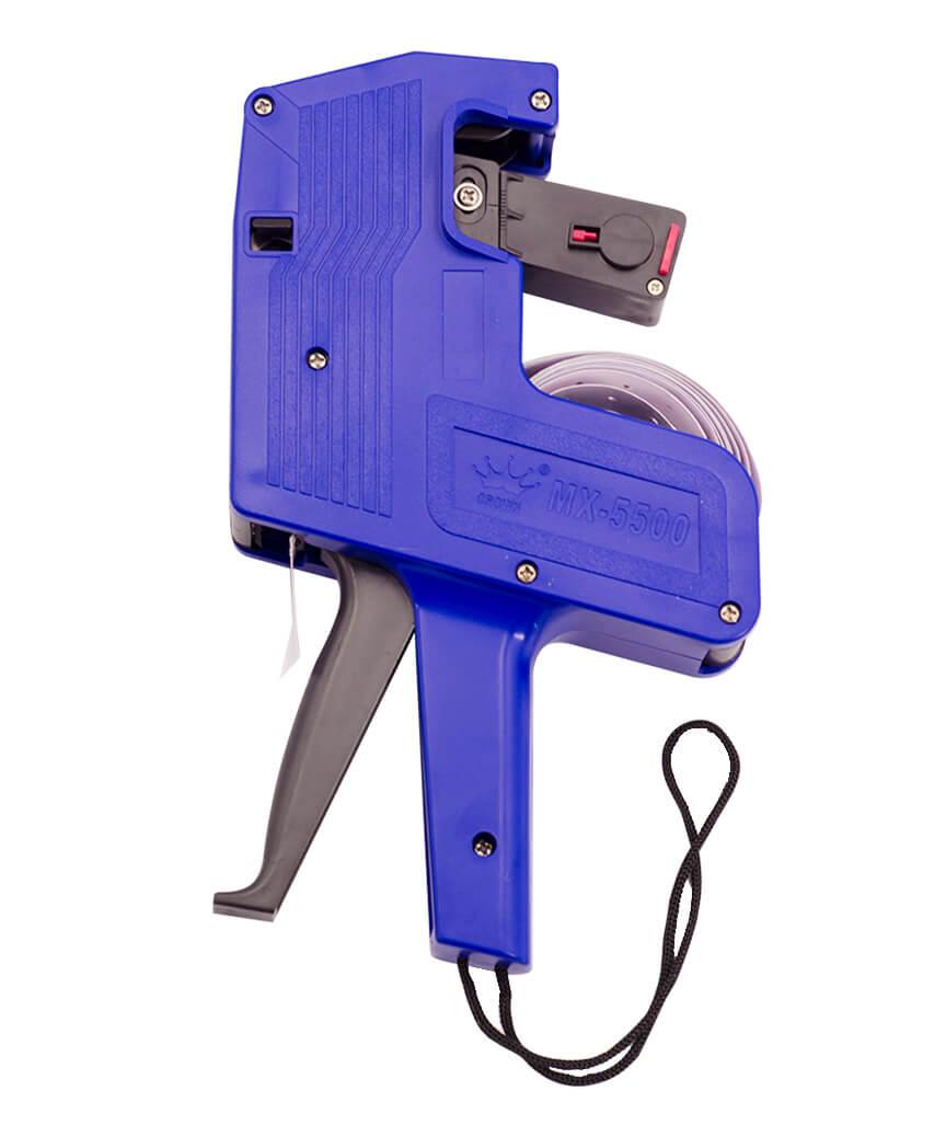 Пістолет для цінника МХ-5500 (однорядний)