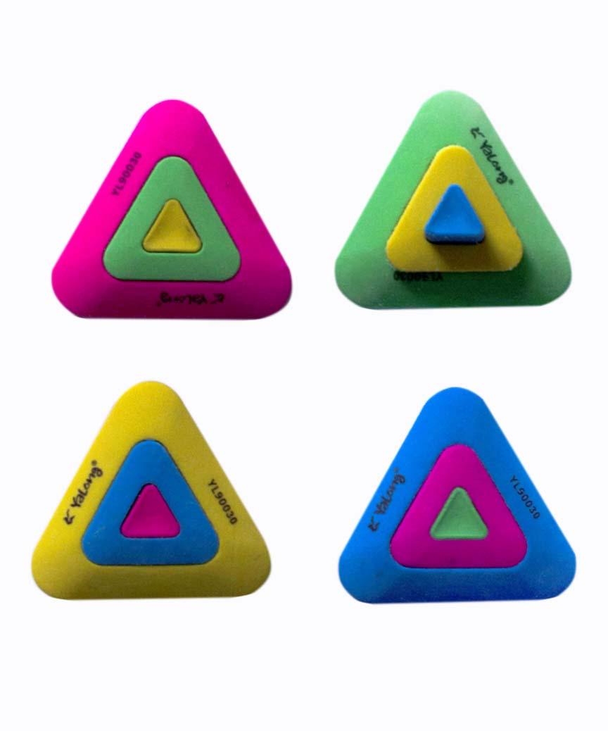 Ластик триугольный YL-90030