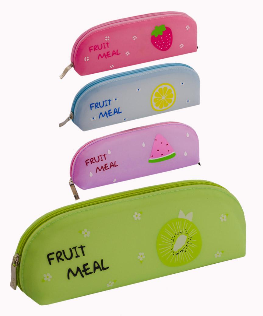 Пенал любимые фрукты, JS-6291 20*8*5см