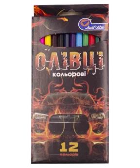 "Купить Карандаши 12 цветов  ""Fire car""  J. Otten 7303AB-12"