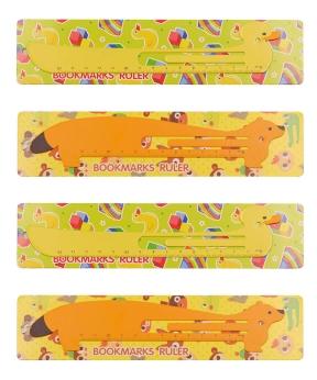 Купить Закладка. MQ1831-2 ЗВІРЯТА