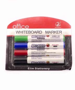 Купить Набор маркеров сухостираемых (4 шт/уп)  8005