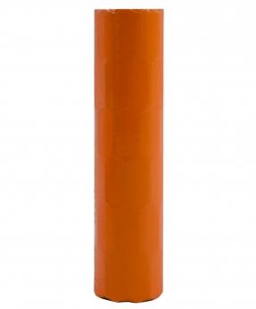 Купить Ценник фигурный  26*12мм,  4м  помаранчевый  (6шт/уп) Т-10