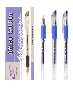 Купить Ручка гелевая 601, синяя