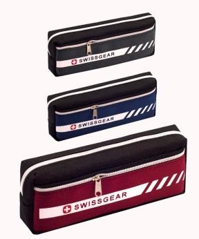Купить Пенал 4019 Swissgear  20*6,5*4см