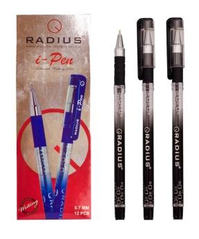 Купить Ручка « i-PEN » RADIUS 0,7мм  черная