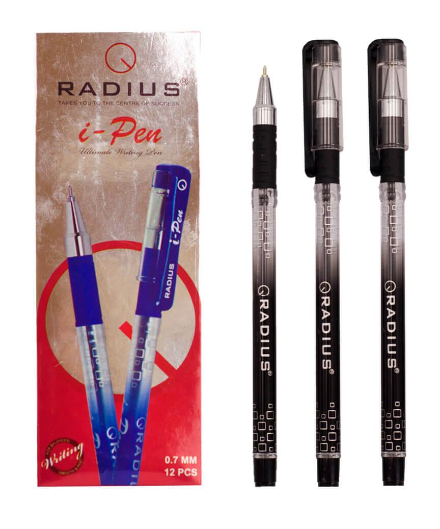 Ручка « i-PEN » RADIUS 0,7мм  черная