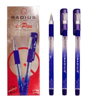 Купить Ручка « i-PEN » RADIUS 0,7мм  синяя