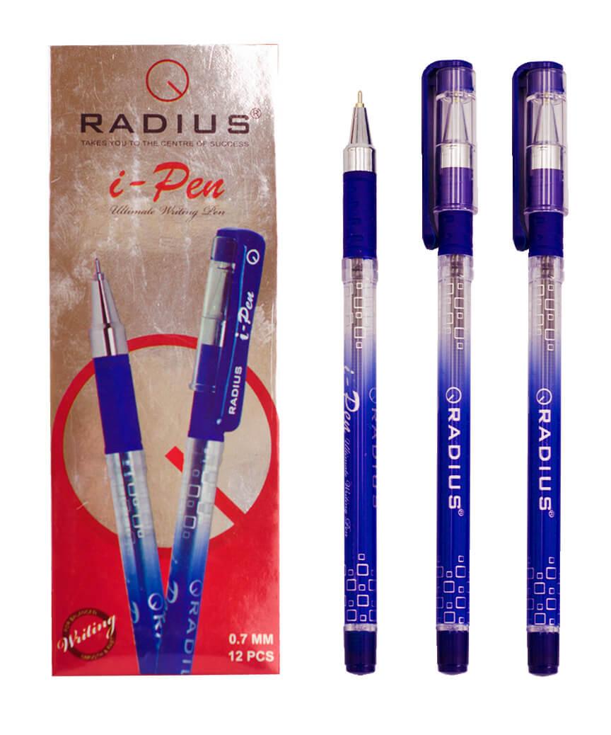 Ручка « i-PEN » RADIUS 0,7мм  синяя