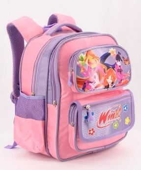 Купить Рюкзак детский 0110 Винкс 35*27*11см