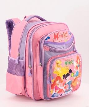 Купить Рюкзак детский 0130 Винкс-2 35*27*11см
