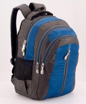 Купить Рюкзак ортопедический 0425 синий 37*23*12см