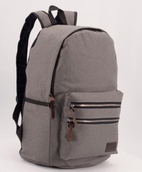 Купить Рюкзак молодёжный 4121-1 серый 41*29*14см