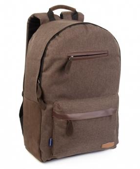 Купить Рюкзак молодёжный тёмно-коричневый 4126