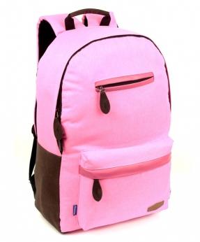 Купить Рюкзак молодёжный розовый 4130