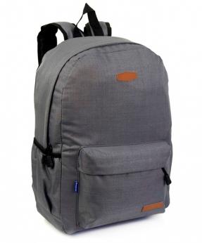 Купить Рюкзак  молодёжный серый 4131