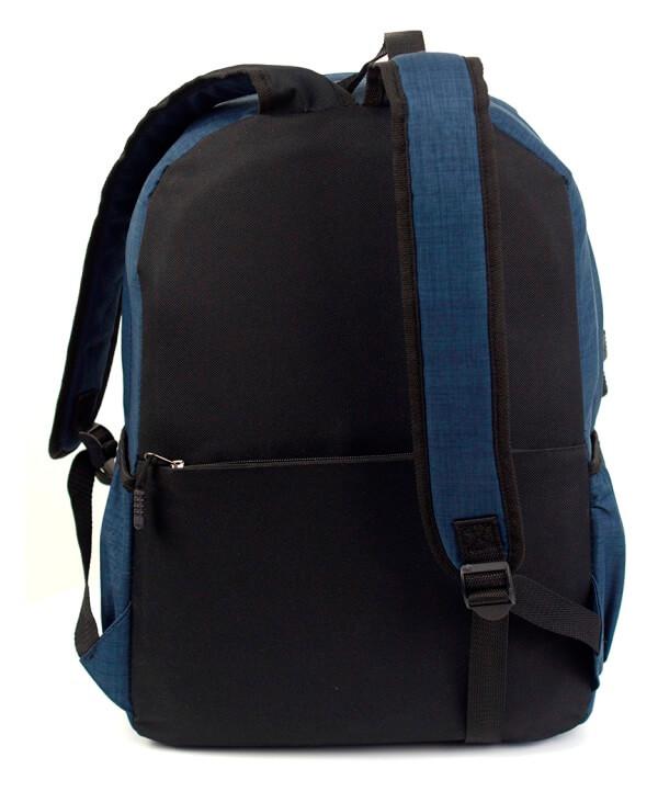 Рюкзак молодёжный 4132 синий 42*28*14см