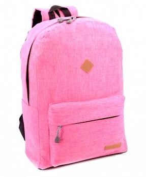 Купить Рюкзак молодёжный светло-розовый 4136