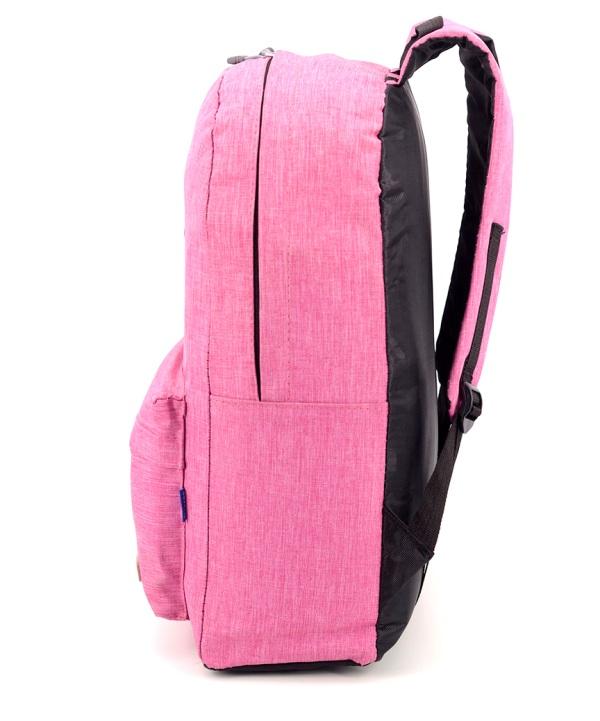 Рюкзак молодёжный 4136 светло-розовый 41*29*12см