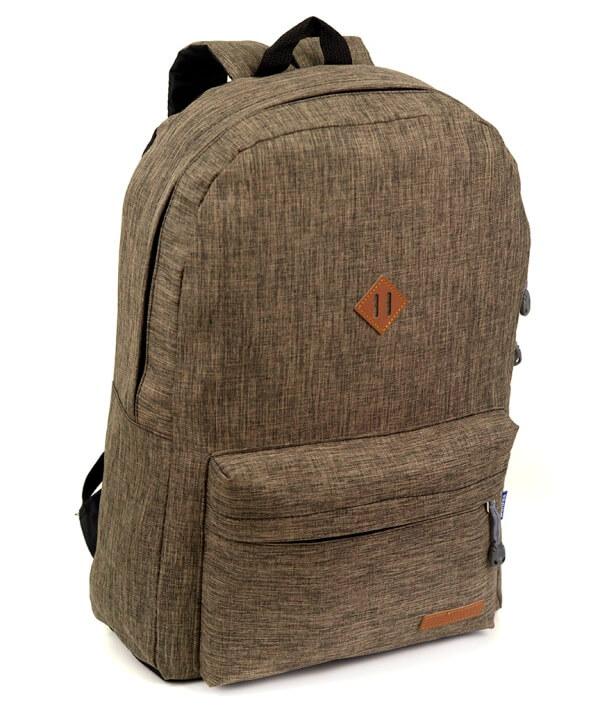 Рюкзак молодёжный 4140 хаки 41*29*12см