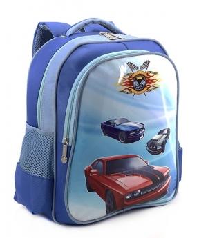 Купить Рюкзак детский 4167 авто мустанг 35*28*12см