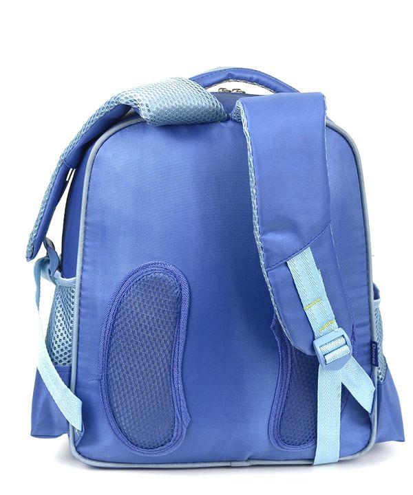 Рюкзак детский 4168 машина желтая 35*28*12см