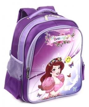 Купить Рюкзак детский 4174 принцесса 35*28*12см