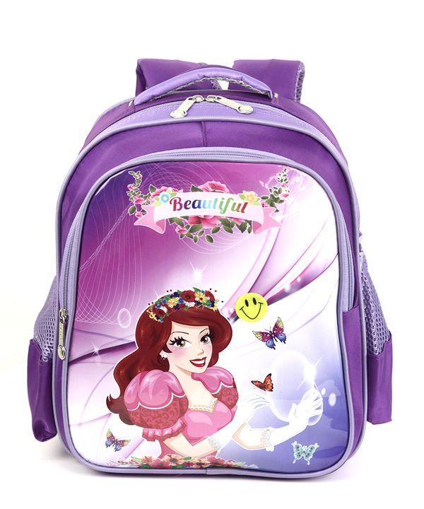 Рюкзак детский 4174 принцесса 35*28*12см