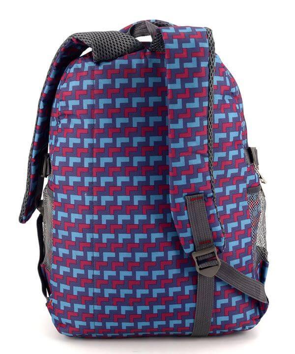 Рюкзак подростковый 4177 камуфляж 45*29*18см