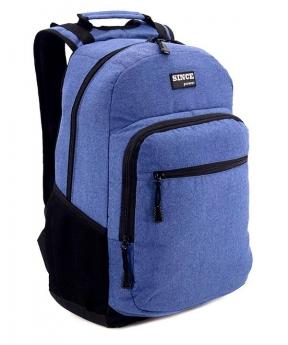 Купить Рюкзак подростковый S-Power 4180 синий 42*28*14см