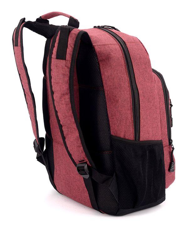Рюкзак подростковый S-Power 4181 бордовый 42*28*14см