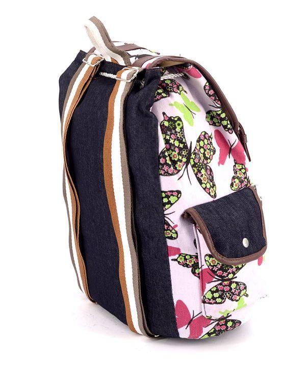 Рюкзак женский 4185 бабочки 39*25*17см
