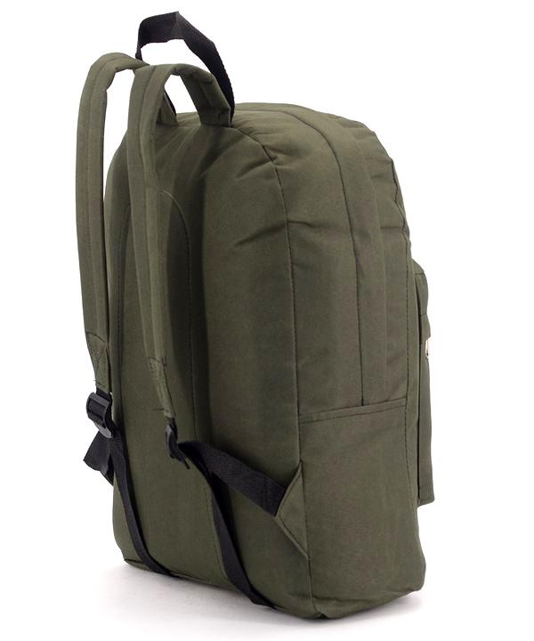 Рюкзак молодёжный лёгкий летний 4193-3 канабис 41*29*12см
