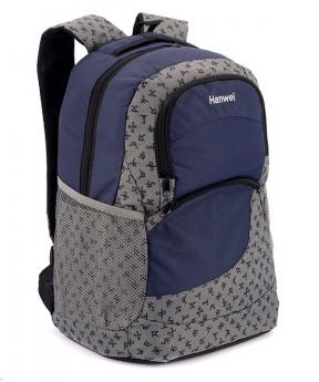 Купить Рюкзак подростковый hanwei 4304 серый 45*29*15см