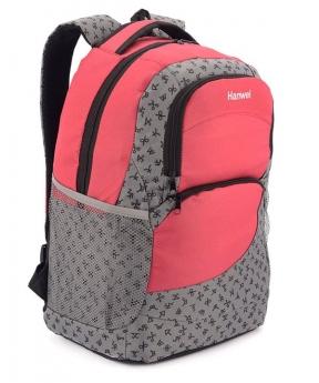 Купить Рюкзак подростковый hanwei 4305 красный 45*29*15см
