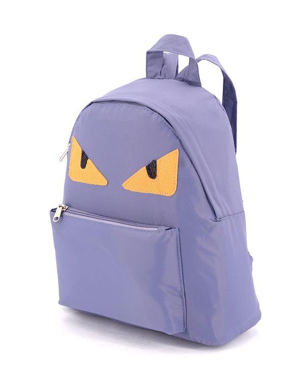 Рюкзак женский 4310-3 фиолетовый 31*23*12см