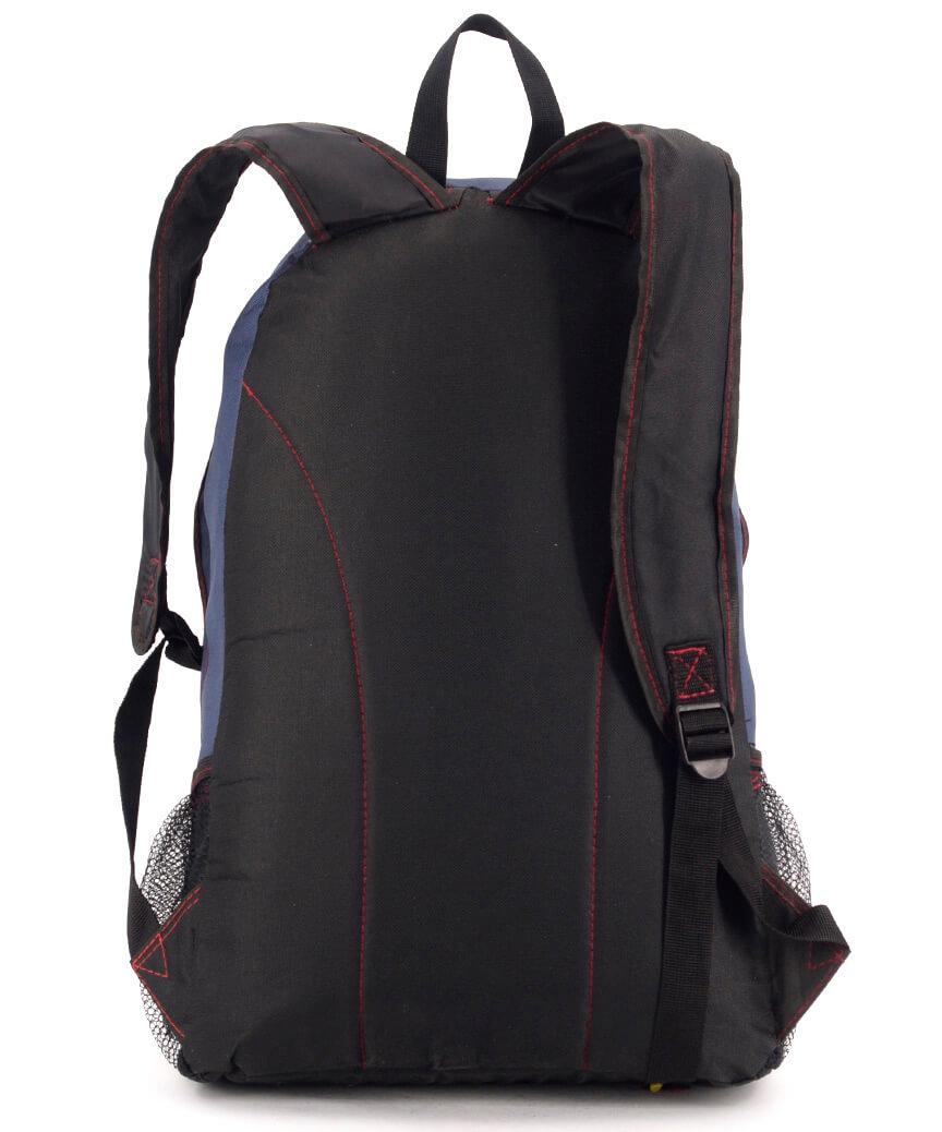 Рюкзак молодежный 4311 синий 47*28*12см