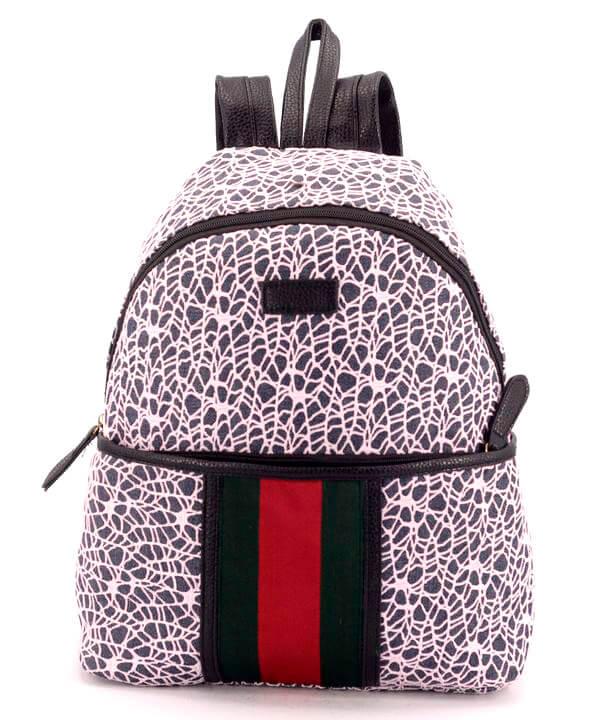 Рюкзак молодёжный 4315-2 светло-розовый 35*25*12см