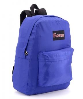 Купить Рюкзак подростковый 4320 синий 41*30*13см